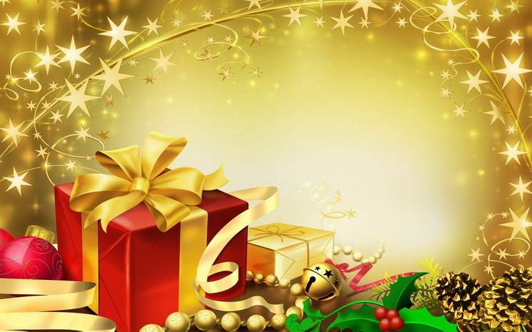 Идеи подарков на Новый год