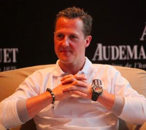 Знаменитый гонщик Михаэль Шумахер тоже носил браслеты Шамбалы