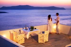 Романтический вечер в непривычной обстановке