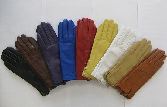 Производство кожаных перчаток