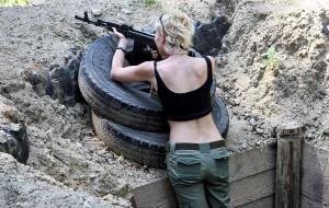 Стрельба из разнообразных видов оружия