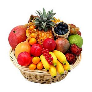Экзотические фрукты - не самый лучший подарок
