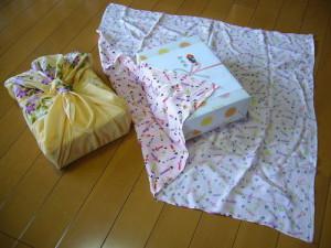 Подарок в одеяльце