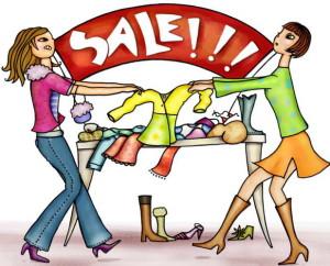 Распродажа - отличный шанс сэкономить на подарке