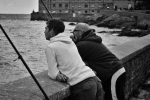Рыбалка с сыном в Норвегии - отличный подарок на 60-летие