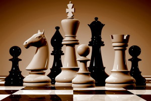 Чудесным подарком будут нарды или шахматы