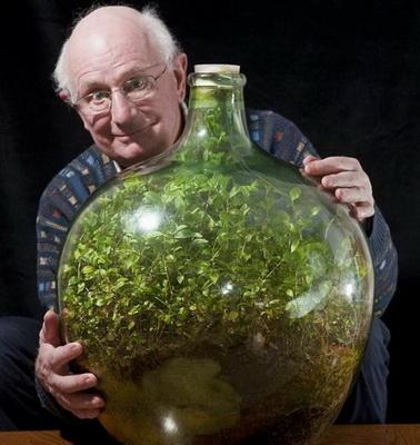 Подарок ботанику