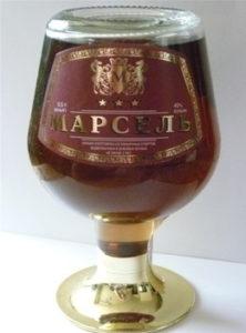 Бутылка для подарка-оберега своими руками