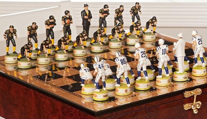 Что подарить шахматисту