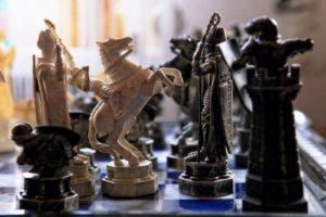 Набор красивых шахмат