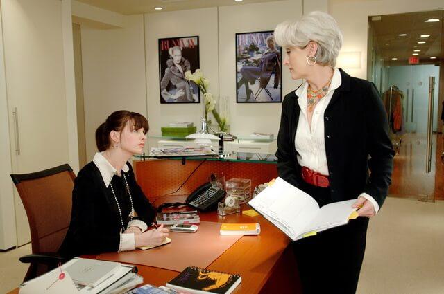 Мерил Стрип гениально сыграла женщину-босса