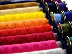 Сундук-органайзер для принадлежностей для шитья