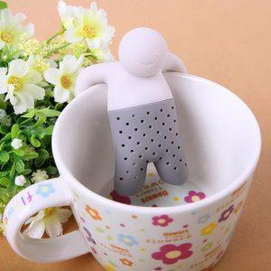 Прикольное ситечко для заваривания чая
