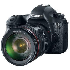 Зеркальный фотоаппарат с хорошим объективом