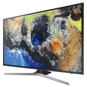 Большой ЖК-телевизор