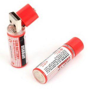 Аккумуляторы с зарядкой по USB
