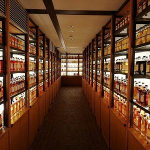 Магазин алкоголя в Англии