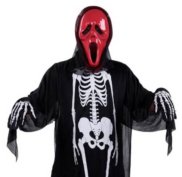 Костюм на Хэллоуин привидения-демона